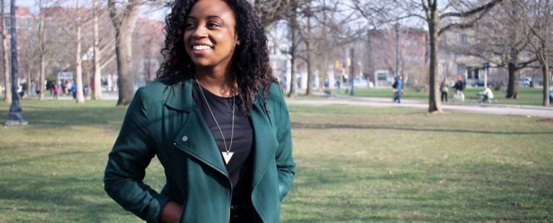 Feeling the Fear and Doing It Anyway: Launching Jasmine Williams Media