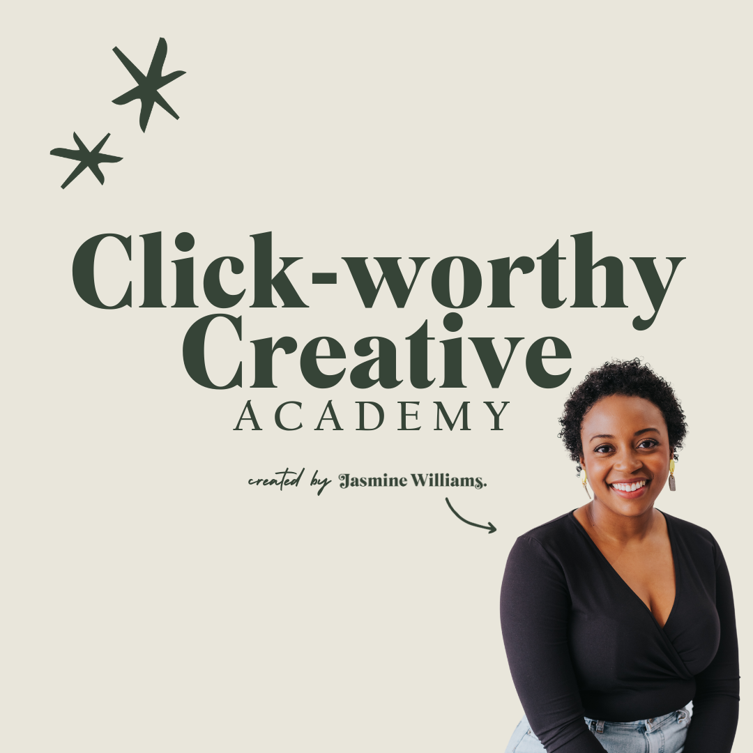 Click-worthy Creatives Graphic